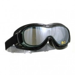 Halcyon Motorcycle Goggles Mk 5 Vision Over Glasses Smoked Lens