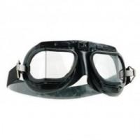 Halcyon Motorcycle Goggles Mk 8 Racing Black/Black