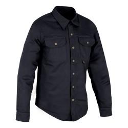 Oxford Kickback Kevlar Reinforced Shirt - Black