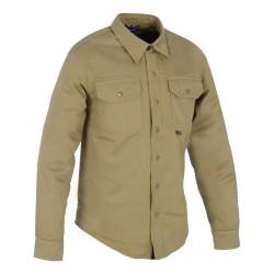 Oxford Kickback Kevlar Reinforced Shirt - Military Green