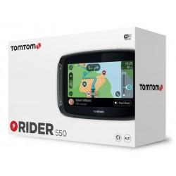 Tom Tom Rider 550 World