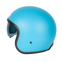 Spada Raze Open Face Helmet - Matt Blue