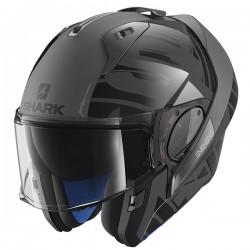 Shark Evo One 2 Flip Front & Open Face Helmet - Lithion Dual AKA