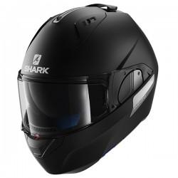 Shark Evo One 2 Flip Front & Open Face Helmet - Gloss Black