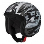 Caberg Freeride Commander Matt White/Grey