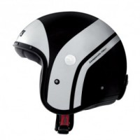 Caberg Freeride Mistral Matt Black/White