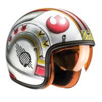 HJC FG-70s Fighter Pilot Open Face Helmet