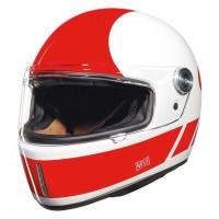 Nexx X.G100R Billy B White/Red