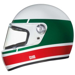 Nexx X.G100R Record White/Green