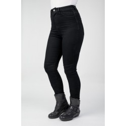 Bull-It Fury Jeggings - SP120 Lite - Black - Long