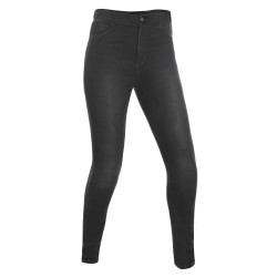Oxford Super Jeggings - Black - Regular Leg