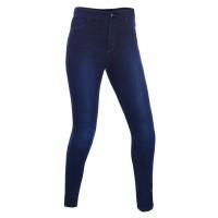 Oxford Super Jeggings - Blue - Long Leg