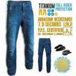 PMJ Titanium Jeans Mid Mens