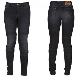 Furygan Jean Lady Purdey - Black