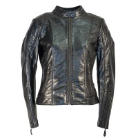 Richa Lausanne Ladies Jacket - Black