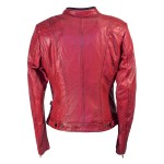 Richa Lausanne Ladies Jacket - Red