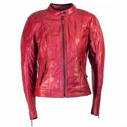 Richa Lausanne Ladies Jacket - Red