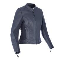 Oxford Beckley Ladies Leather Jacket - Black