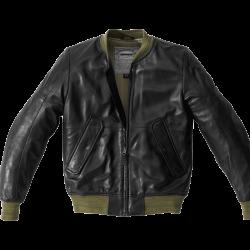 SPIDI Super Jacket - Black/Green