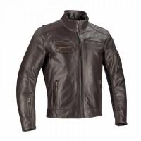 Segura Cesar Mens Leather Jacket Brown