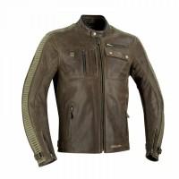 Segura Jayzer Mens Leather Jacket Brown