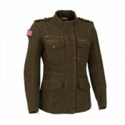 Segura Sentinel Ladies Textile Jacket Kaki