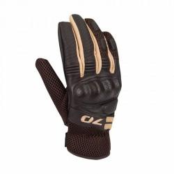 Segura Melbourne Gloves - Brown/Beige