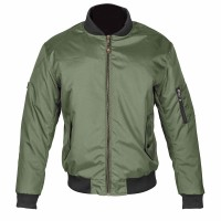 Spada Air Force One Mens Jacket Olive