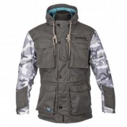 Spada Textile Jacket WP Humma Grey Camo