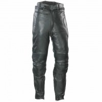 Spada Road Ladies Leather Trousers Black