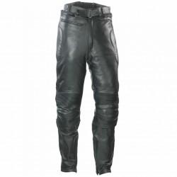 Spada Road Ladies Leather Trousers Black