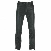 Spada Western Ladies Leather Trousers Black