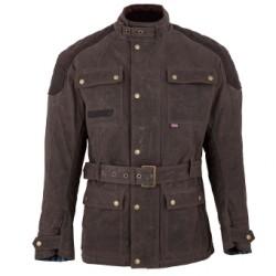 Spada Staffy Waxed Jacket Brown