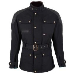Spada Staffy Waxed Jacket Black