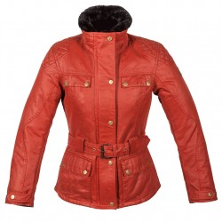 Spada Hartbury Ladies Jacket - Red