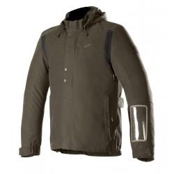 Alpinestars Marshall Drystar Overcoat Green