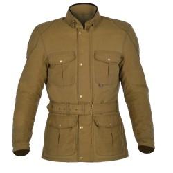 Oxford Bradwell Mens Wax Jacket - Desert Sand
