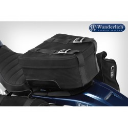 Wunderlich Mammut rear bag for passenger luggage carrier black WUN-44119-002